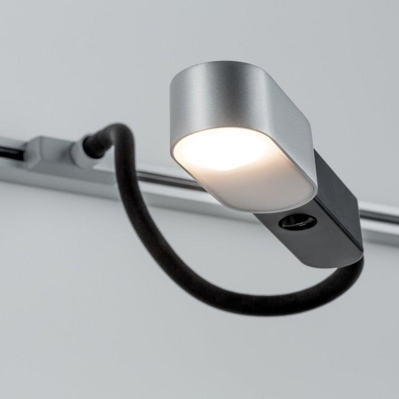 Moderne Lampen 56 : Paulmann no. 95452 urail led leseleuchte torch chrom matt 5 5w