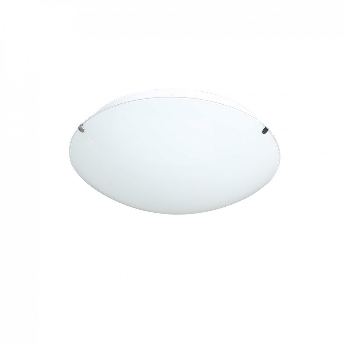 WOFI Leuchten LED Deckenleuchte LORENZ Nickel matt, 1-flammig, EUR ...