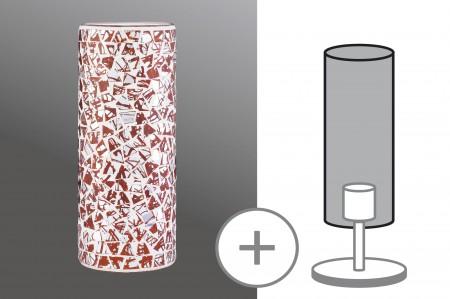 mosaik lampe g nstig kaufen. Black Bedroom Furniture Sets. Home Design Ideas