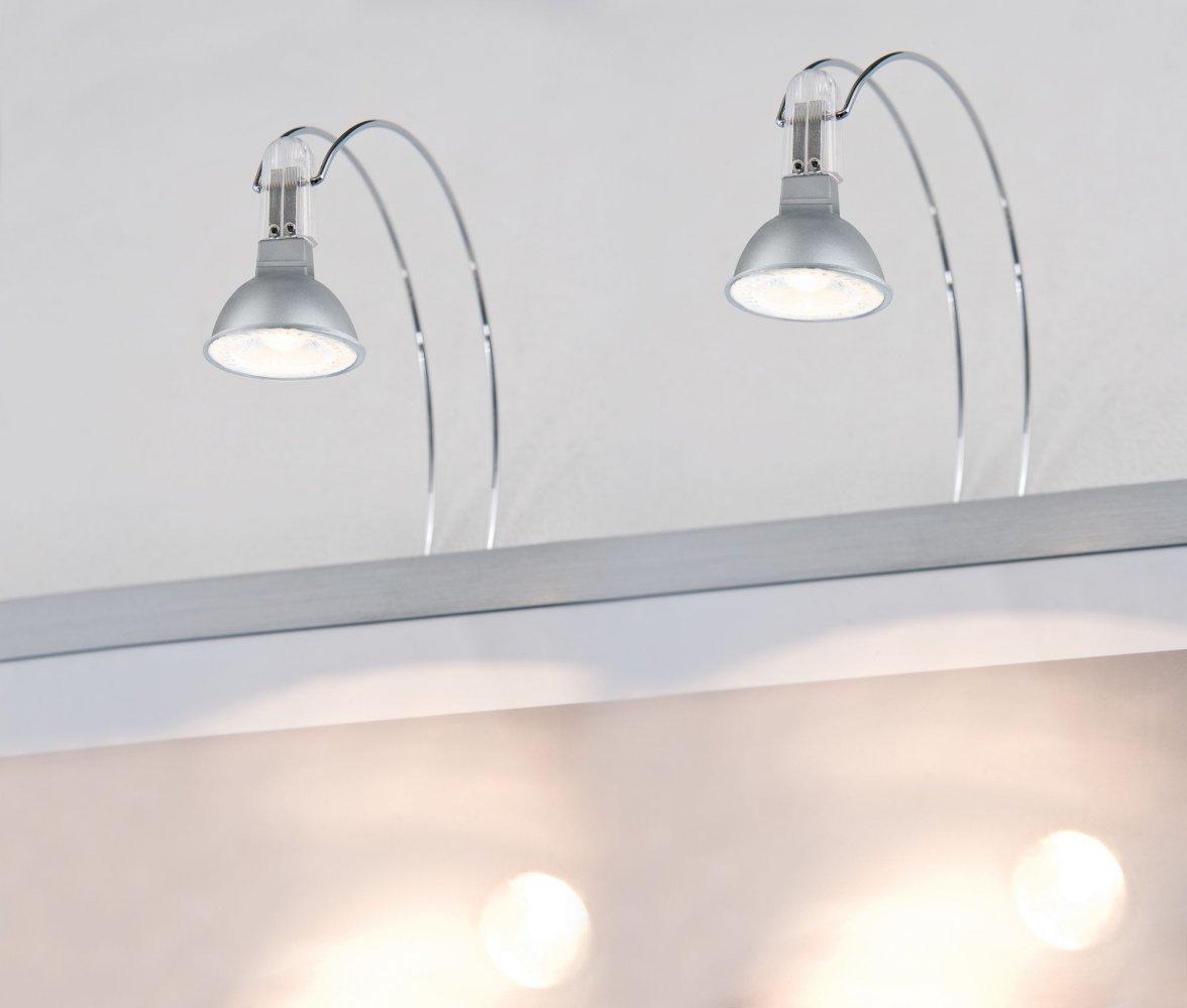 Paulmann 99908 Galeria Spiegelleuchten LED Spiegellampen II