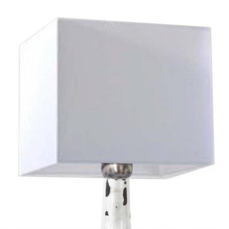 lampenschirm edition glas kristall c2 quadratisch wei baumwolle eur 28 90 leuchten lampen. Black Bedroom Furniture Sets. Home Design Ideas