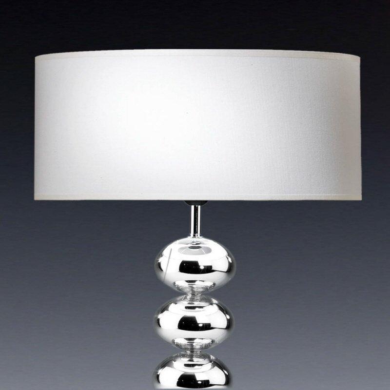 lampenschirm edition glas kristall d16 rund wei trommelf rmig baumwolle eur 89 90 leuchten. Black Bedroom Furniture Sets. Home Design Ideas