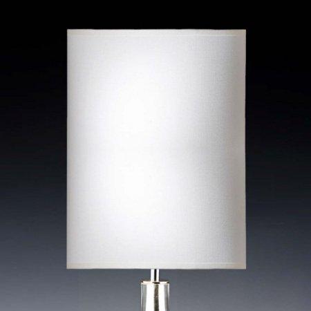 lampenschirm edition glas kristall d9 rund wei. Black Bedroom Furniture Sets. Home Design Ideas