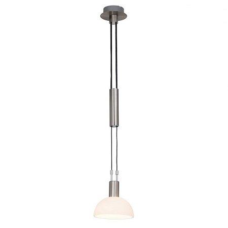 brilliant leuchten no g74479 77 pendelleuchte led robinia 1 flammig eisen chrom eur 54 43. Black Bedroom Furniture Sets. Home Design Ideas
